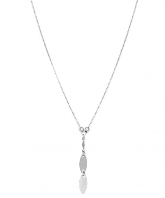Bryant Necklace Silver