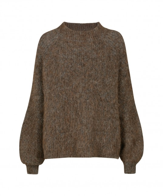 Hunter Pullover Brown