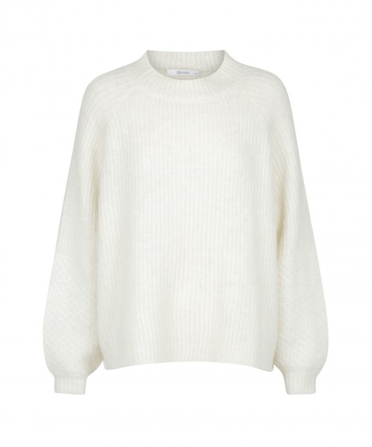 Hunter Pullover Cream