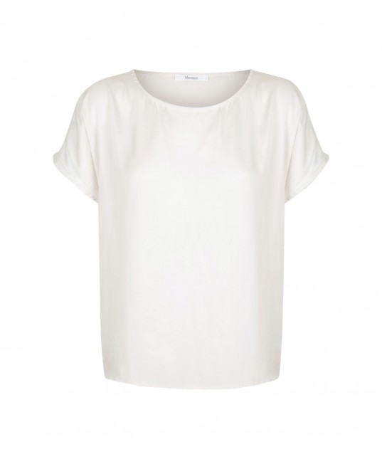 Jeremy S/S Top Pearl