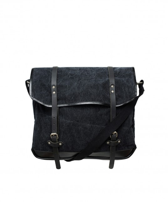 Kennedy Canvas Satchel