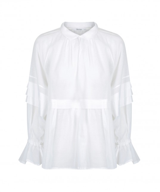 Luisa Top White