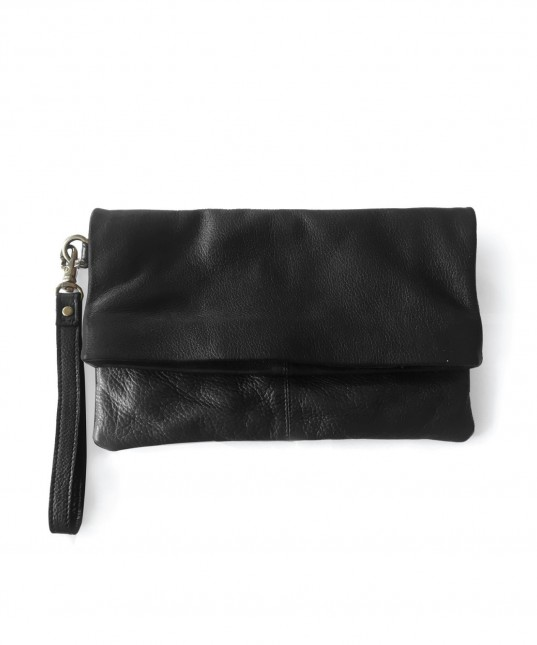 Mara Leather Bag Black