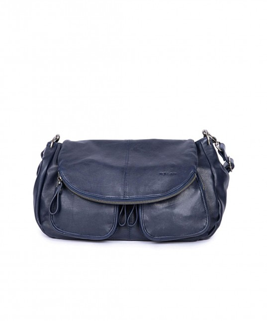 Lola Leather Bag Eclipse