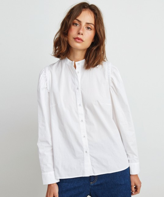 Monet Shirt White