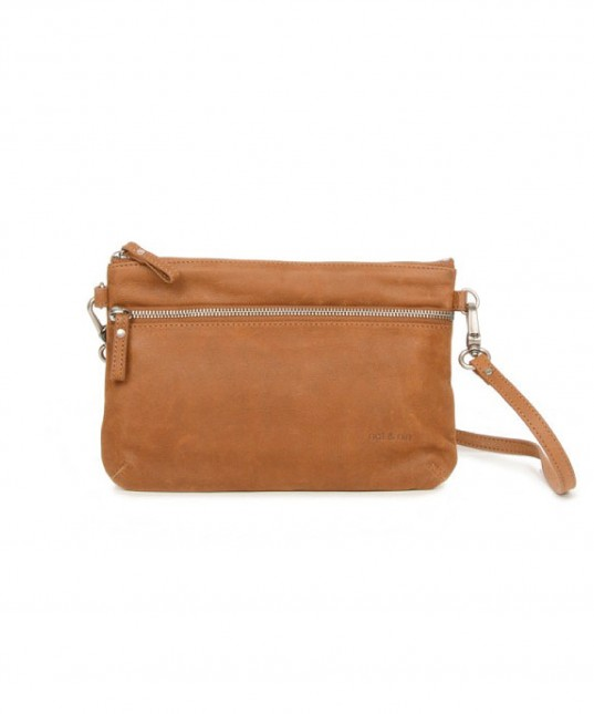 Vicky Leather Bag Spice