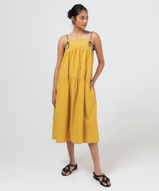 Maeve Dress Honey