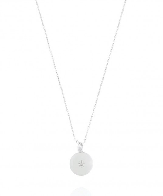 Northstar Necklace Sterling Silver