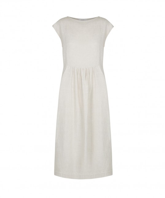 Arlo Linen Dress Natural