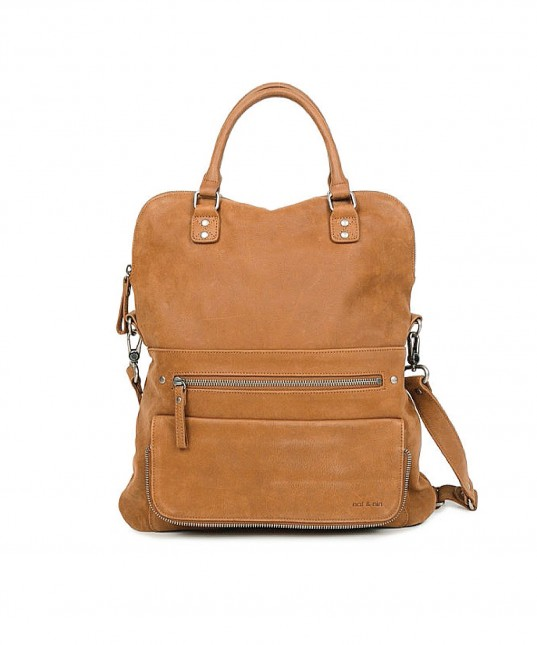 Carrie Leather Bag Spice