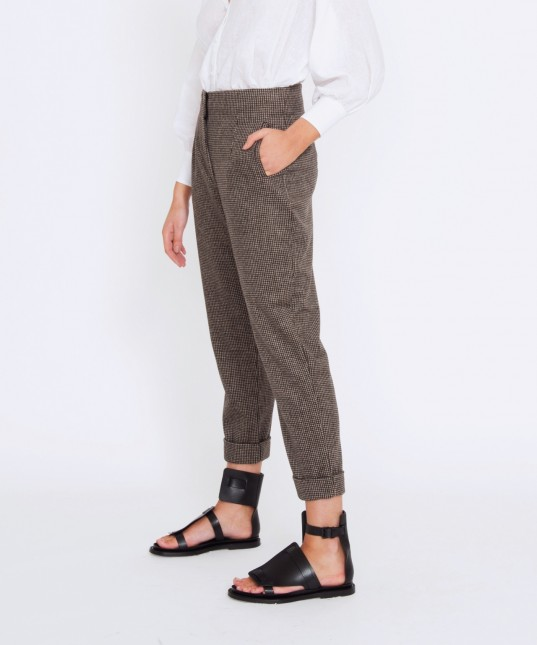 Denver Pant Houndstooth