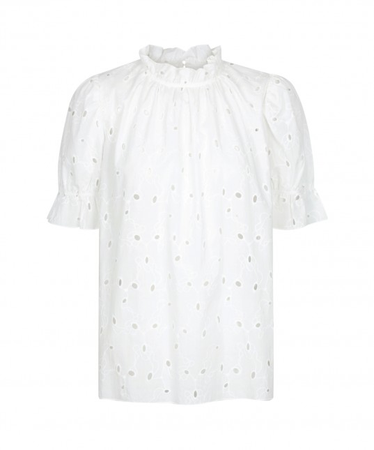 Brock Top White
