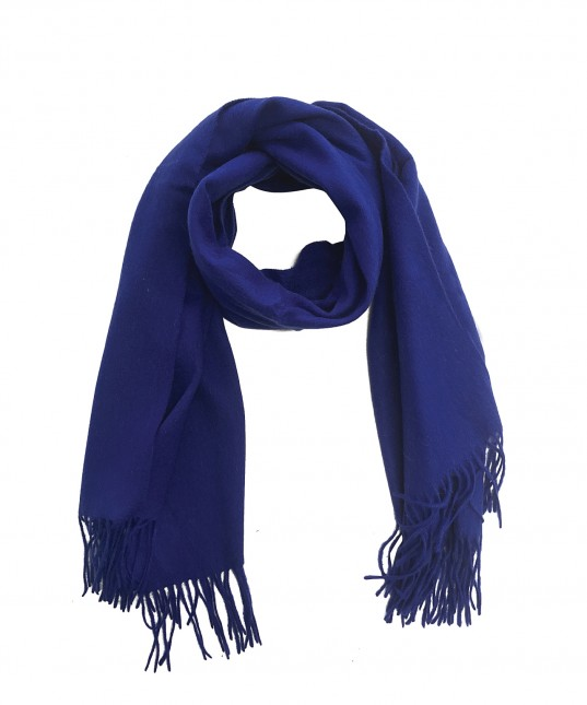 Evelyn Scarf Cobalt
