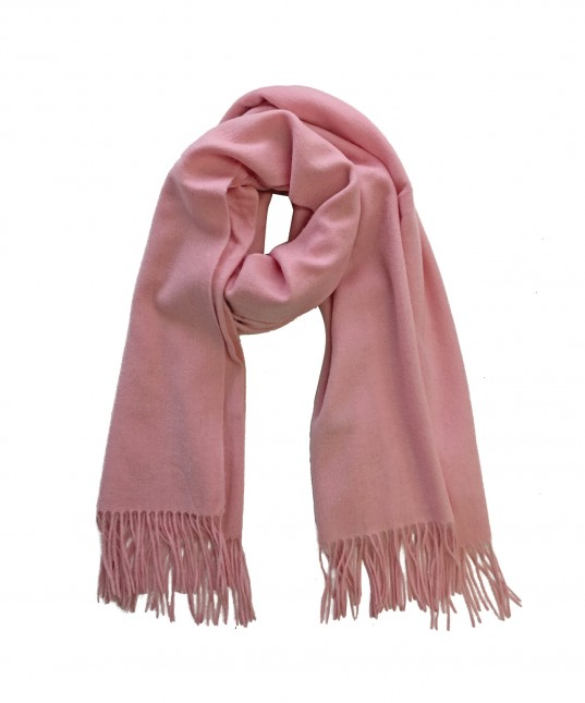 Evelyn Scarf Pale Pink