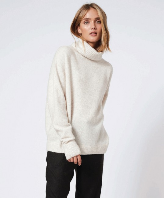 Isabeau Pullover Snow