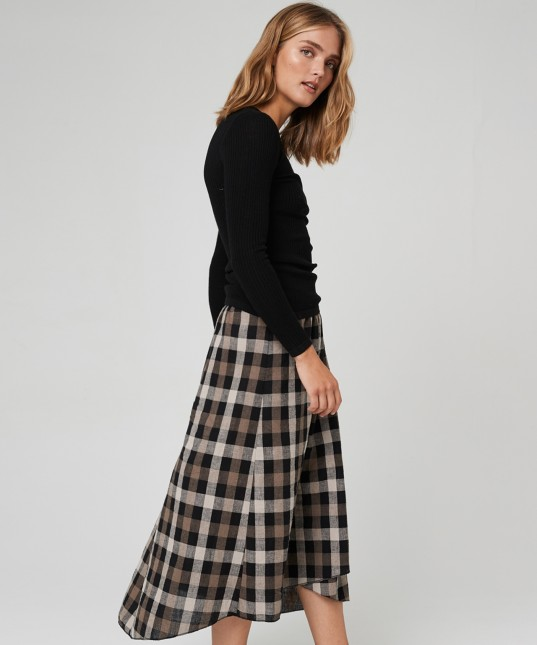 Miriam Skirt Check