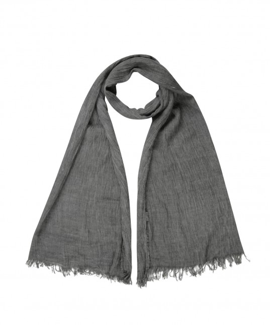 Ridley Scarf Charcoal