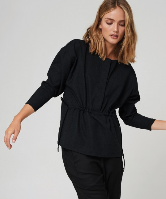 Zuri Top Black