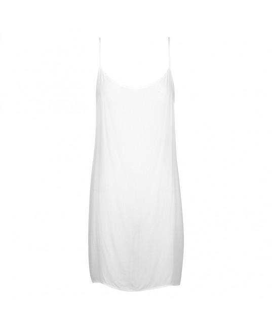 Oden Slip Dress Ivory