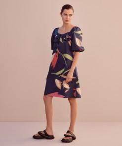 Adeline Dress Print