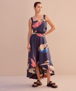 Adeline Skirt Print