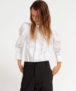 Amorette Shirt White
