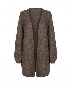 Hunter Cardigan Brown