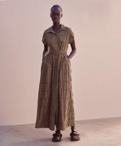 Lyndon Dress Olive