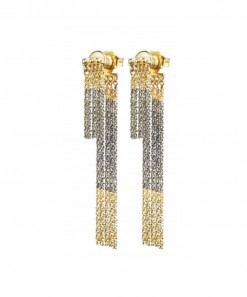 Tassel Earrings Gold