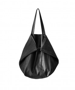 Monti Leather Bag Black