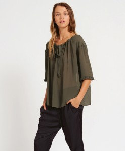 Marion Tee Olive