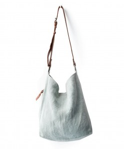 Baby Jute Bag French Blue