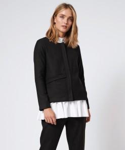Uma Jacket Black