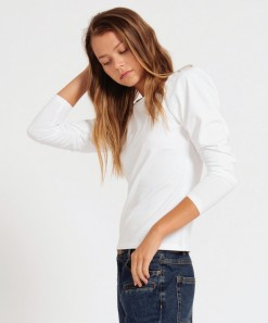 Marla Top White