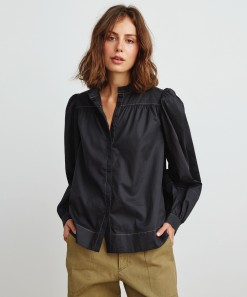 Alexa Shirt Black