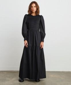 Eliza Dress Black
