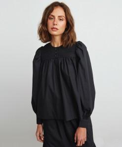 Eliza Shirt Black