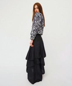 Kit Skirt Black