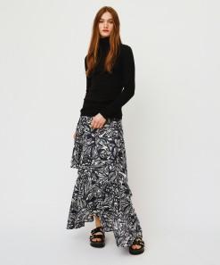 Kit Skirt Print