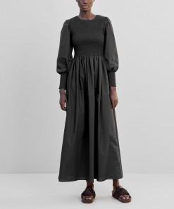 Leura Maxi Dress Black