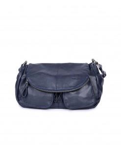 Lola Leather Bag Eclipse