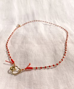 Love Necklace Red