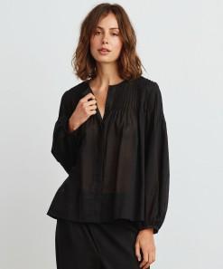 Nicola Shirt Black