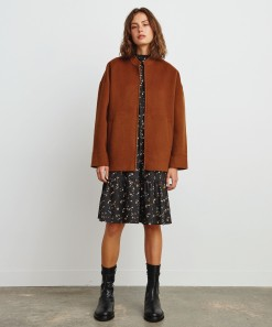 Raffa Jacket Cinnamon