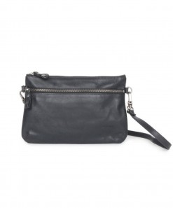 Vicky Leather Bag Black
