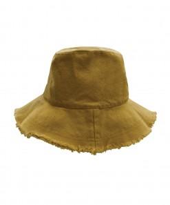 Ada Bucket Hat Amber