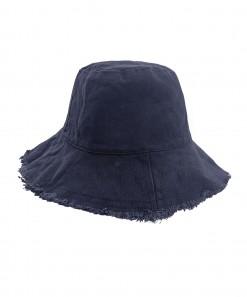 Ada Bucket Hat Navy