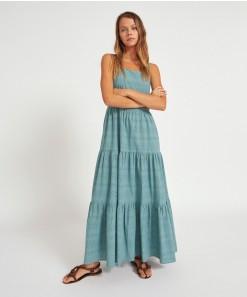 Anais Maxi Dress Frost
