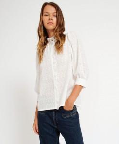 Anais Shirt White