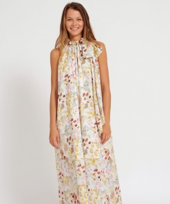 Andreas Maxi Dress Willow Print